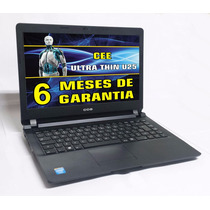 Notebook Cce Ultra Thin Slim Dual Core 4gb Hd 500gb Ref10675