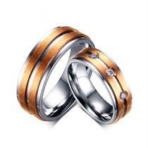 Alianças Ouro Banhada Qualidade Casamento Dourada Garantia