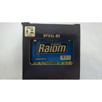 Bateria Raiom Rtx5l-bs-bros 150 / Titan150 / Fan 09 -xre 300