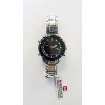 Relógio Naviforce Nf9050 Luxuoso Masculino Quarz