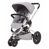 Carrinho De Bebê Quinny Buzz Xtra 2.0 Stroller 2015 - Cinza