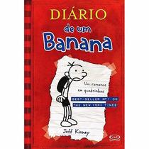 Diário De Um Banana 1, 2 & 3 Novo