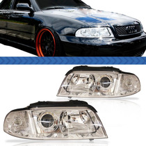 Farol Audi A4 2001 2000 Serve 1999 1998 1997 1996 1995