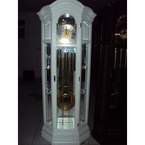 Relógio Chão Pedestal Carrilhão Musical Westminster Alemão