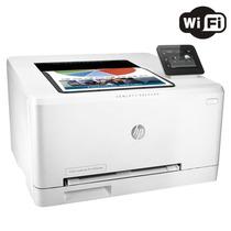 Impressora Laser Color Wifi Ilaserjet Pro M252dw B4a22a Hp