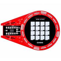 Controlador Casio Trackformer Xw-pd1 Compatível Com Serato