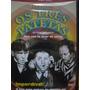 Dvd Festival Os Tres Patetas