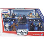 B6068 Playskool Starwars Jedi E Sith Kit C/ 10 Fig