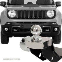 Engate Reboque Removível Jeep Renegade - Certificado Inmetro