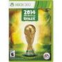 Jogo Xbox 360 Copa Do Mundo Fifa Brasil 14 Original