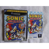 Sonic Mega Collection Original Americano E Completo.confira!