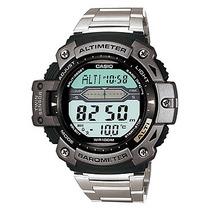 Relógio Casio Sgw-300hd Altimetro Barometro Termometro - Aço
