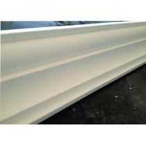 Moldura De Isopor 10cm 4,95 Metro Linear - Substitui O Gesso