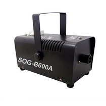 Máquina De Fumaça Com 600w , Controle Wireless Show Festas