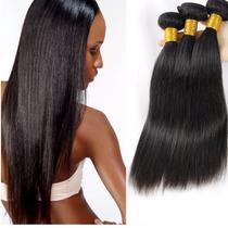 Cabelo Humano Para Mega Hair 70 Cm 1 Pacote De 100 G