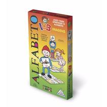 Jogo Alfabeto Imagens Empório Mundi Brinquedos Educativos