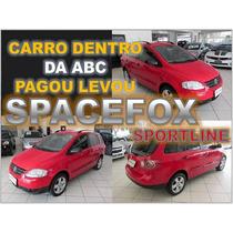 Spacefox 1.6 Sportline - Ano 2009 - Financio Sem Burocracia