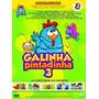 Dvd Galinha Pintadinha Volume 3 - Novo - Lacrado