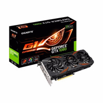 Placa Video Nvidia Gtx 1080 8gb Gddr5x 256bit 980ti Titan..
