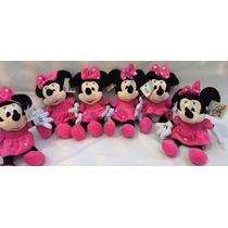Minnie Rosa Pelúcia Disney Valor Unidade