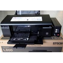 Impressora Epson L800 Completinha Na Caixa