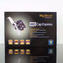 Placa De Captura Mygica Hd Cap Pci-express 1080i