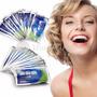 Whitening Strips Fita Clareador +kit De Limpeza 8 Pecas