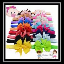 Faixa De Cabelo,headband,tiara Infantil Bebê, Laço Festa