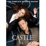 Dvd Castle Complete Season 7 {import} Novo Lacrado Região 1