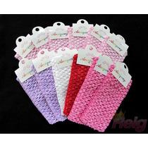 Faixa Croche Importada 12 Pcs Para Montagem Revenda