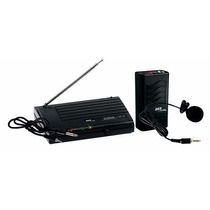 Microfone Sem Fio Lapela Alcance 50m Skp Vhf-755