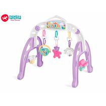 Centro Atividade Bebê Brincar No Chão Baby Gym Calesita 901