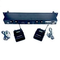 Sistema De Retorno In Ear Sennheiser Sr2000 Duplo - Promocao