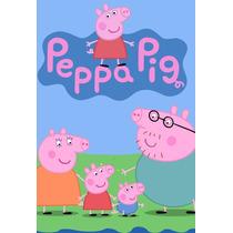 Peppa Pig Desenho Dublado Com 2 Dvds