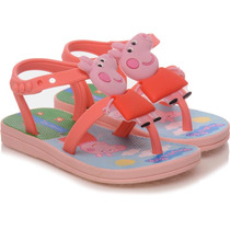 Sandalia Ipanema Peppa Pig Play