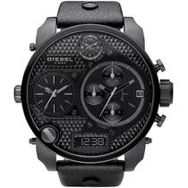 Relógio Diesel Dz7193 Big Daddy Black 57 Mm Original