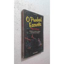 Livro O Punhal Escocês - Sharyn Mccrumb