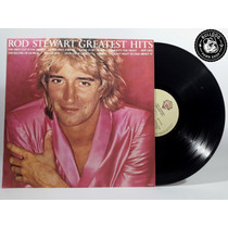 Lp Rod Stewart Greatesthits - Fd