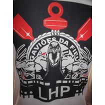Camisa Da Gavioes Fino Acabamento Frete A Combinar .........