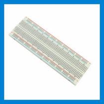 Placa Protoboard 830 Pontos 2 Colunas Energia Numerada Proto