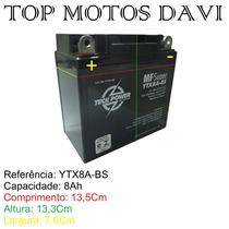 Bateria Teckpower Ytx9a-bs Suzuki Yes 125 Intruder - 1197