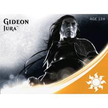 Novo Cartas Magic Origins Pack Gideon Jura Branco