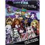 Livro Minha Vida Monstruosa Monster High - Dcl