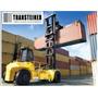 Empilhadeira Top Loader Para Movimentação De Containeres