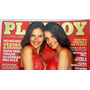 Revista Playboy Gemeas Débora E Denise Dezembro 2012 Top
