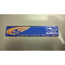Emblema Subaru Forester Impreza Xv Wrx
