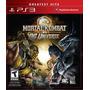 Mortal Kombat Vs Dc Universe - Ps3 Original Lacrado