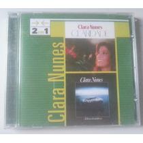 Cd Clara Nunes - Claridade E As Forcas Da Natureza (lacrado)