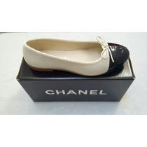 Sapatilha Ballerina Chanel