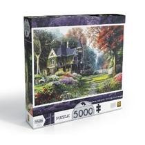 Puzzle 5000 Peças Jardim Vitoriano - Grow